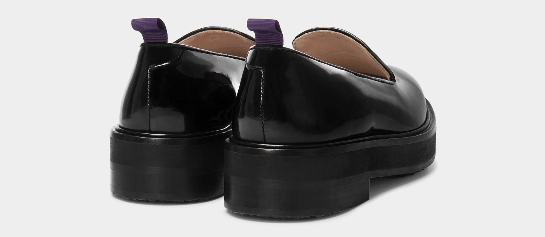 Eytys Palacio Patent Black