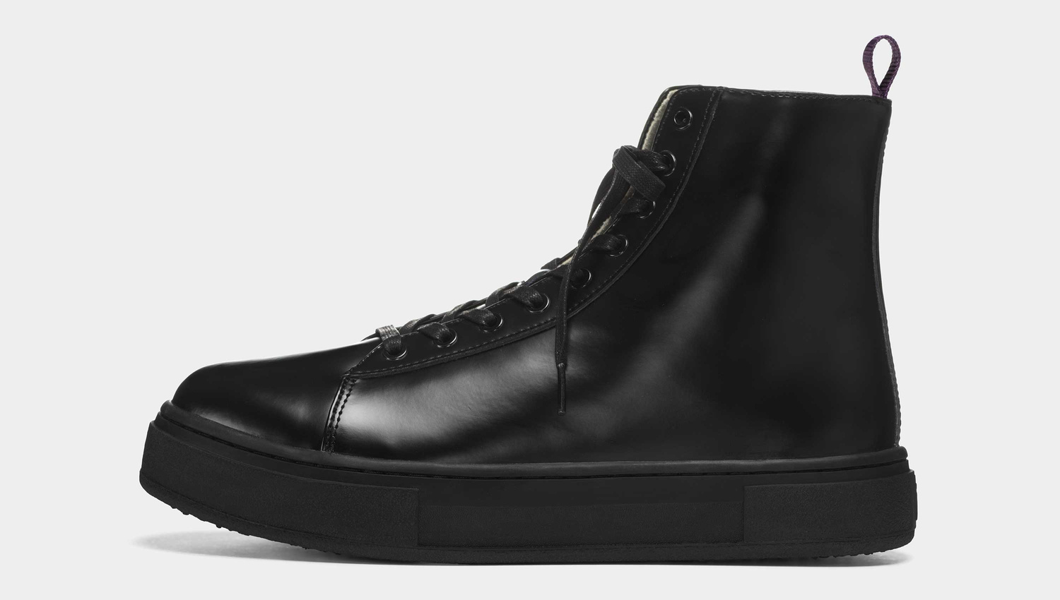 Eytys Kibo Leather All black