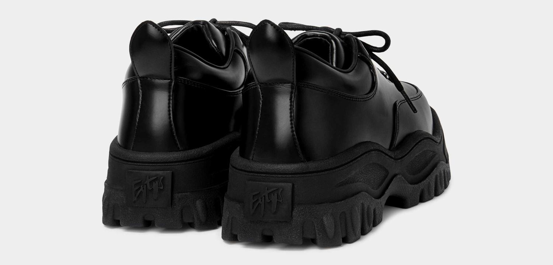Eytys Angel Leather Black