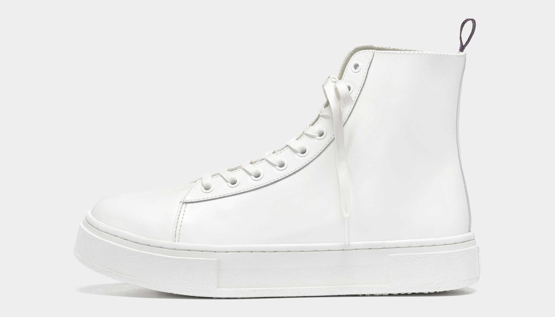 Eytys Kibo Leather White