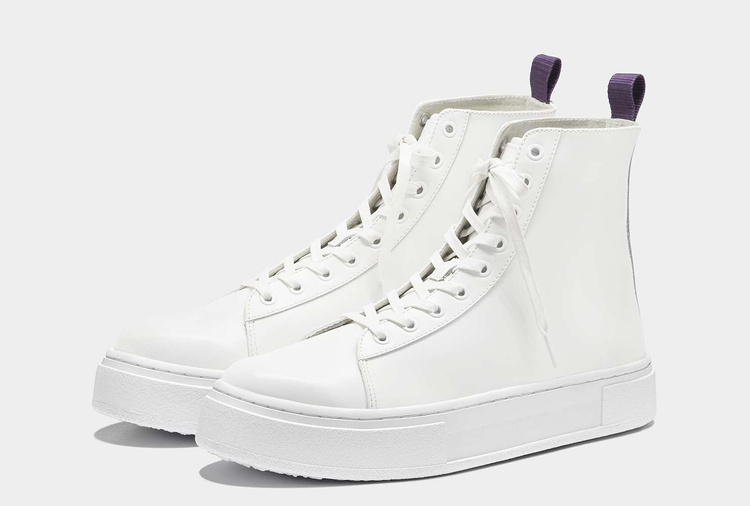 Eytys Kibo Leather White